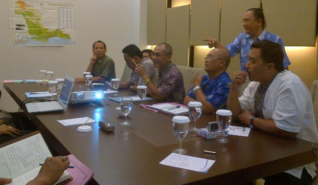 Workshop Model Peran Daerah dalam Penanggulangan Kemiskinan