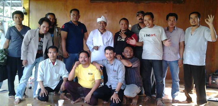 Gedhe Fasilitasi Workshop Desa 2.0 Wilayah Indramayu