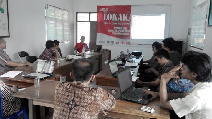 Sembilan Desa di Tasikmalaya Ikuti Lokakarya Desa 2.0