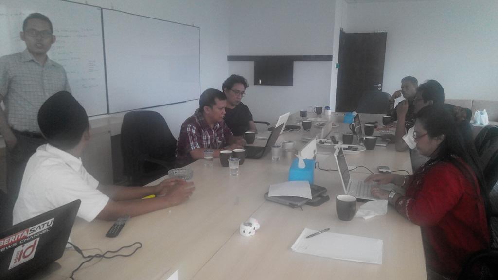 Gedhe Fasilitasi Diskusi Informal Nagari 2.0 dan Badan Prakarsa Pemberdayaan Desa dan Kawasan