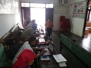 In House Training Desa 2.0 Desa Tanjungsari, Sukahaji – Majalengka