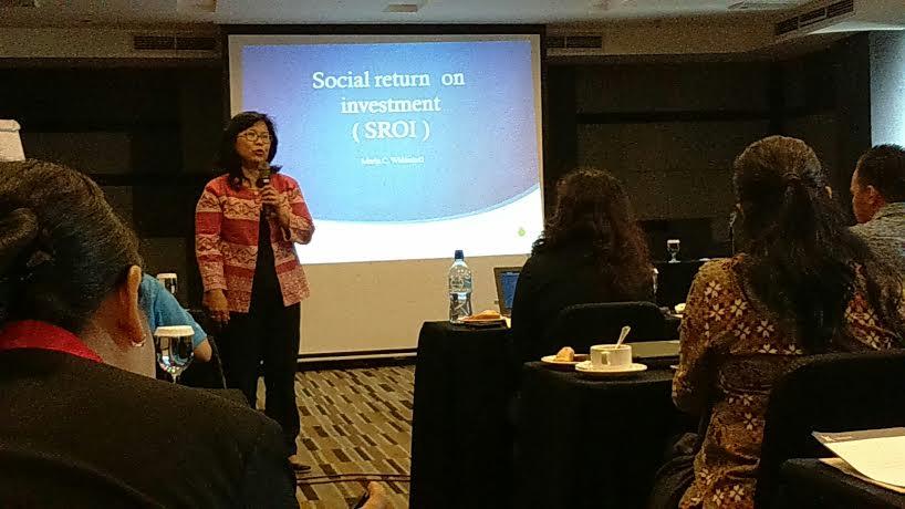 Gedhe Foundation Ikuti NGO Transformation to Social Enteprise Workshop