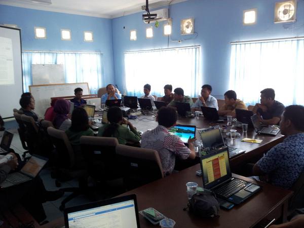 Gedhe Foundation Latih 39 Desa di Belitung Timur