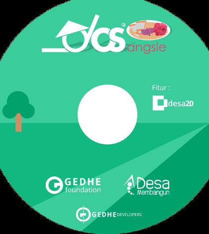 Terbaru di DesaOS 1.0 Default Label CD