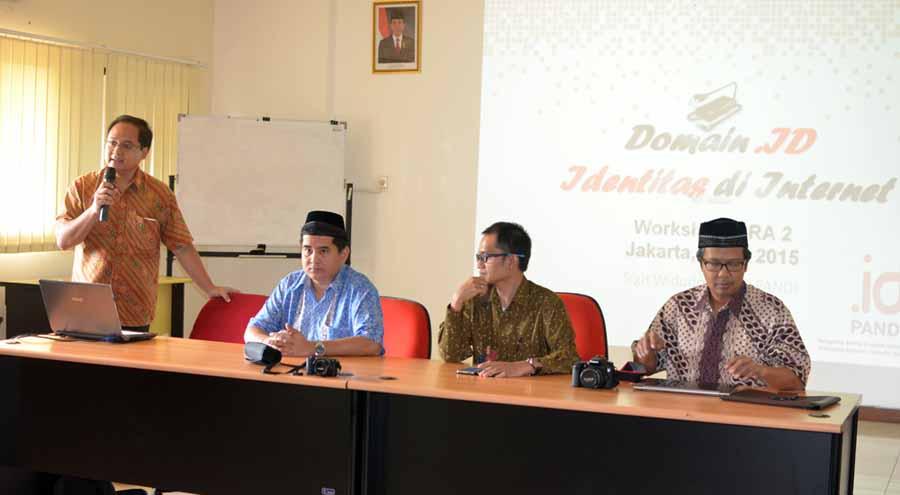 Web Pesantren Didukung Para Tokoh Internet Indonesia