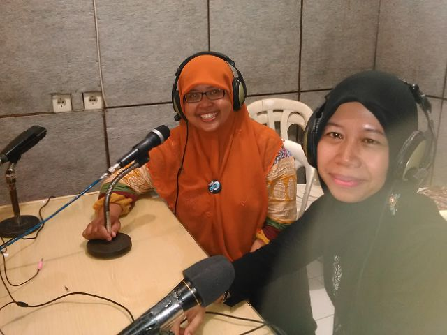 Gedhe Dukung Pengarusutamaan Isu Desa Lewat Radio