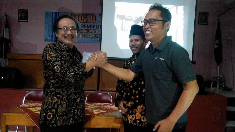 Wakil Bupati Banyumas Luncurkan Program Webdesa Dwibahasa