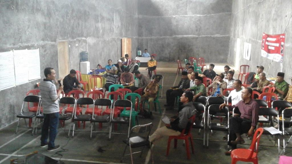Desa di Ciamis Rumuskan Kebijakan Tata Kelola Hutan Berbasis Desa
