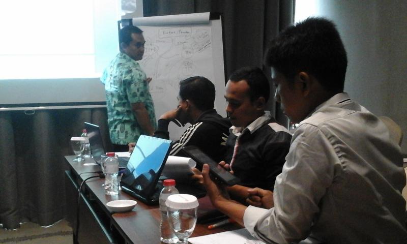 Gedhe Ikuti Konsinyasi Draft Template Perbup dan Panduan Implementasi UU Desa