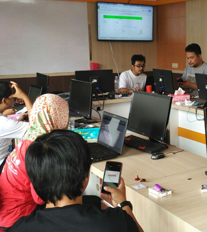Gedhe Jadi Mentor di Hackathon Merdeka 2.0 Banyumas