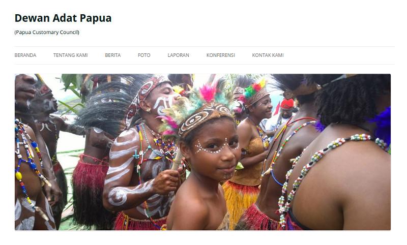 Gedhe Dukung Media Center untuk Dewan Adat Papua