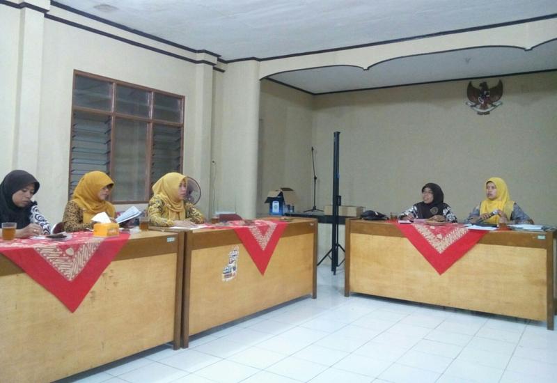 Desa Pangebatan Libatkan Pengurus PKK dalam Tata Kelola Website