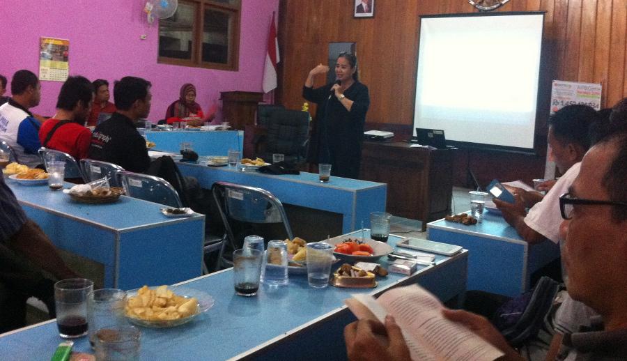 Gedhe Gandeng Wahid Institute untuk Dorong Pelayanan Nondiskriminatif di Desa