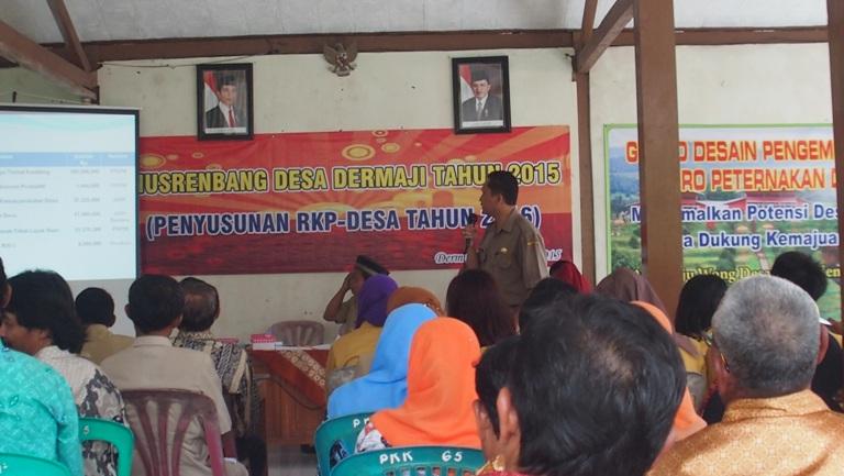 Tugas dan Kedudukan BPD dalam UU Desa