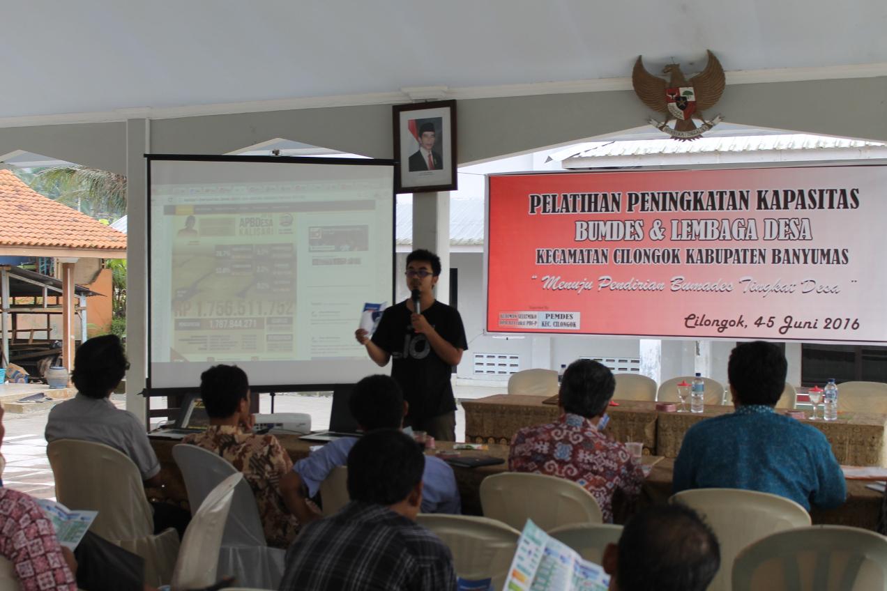 BUMDES dan BUMADES di 20 Desa Kecamatan Cilongok Siap Mendunia