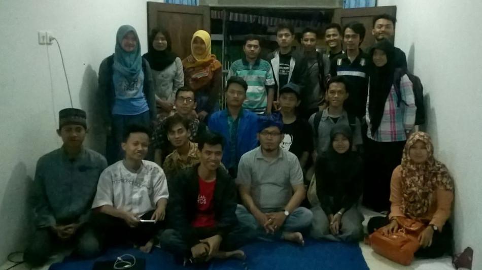 Gedhe Ajak Mahasiswa Purwokerto Kembangkan Konten Positif