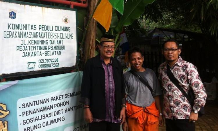 Kearifan dan Siasat Komunitas Peduli Ciliwung Atasi Permasalahan Sungai