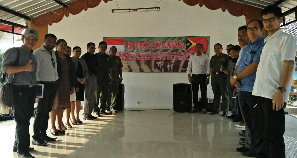 Gedhe Nusantara Berbagi Praktik Inovasi Desa dengan Pemerintah Timor Leste