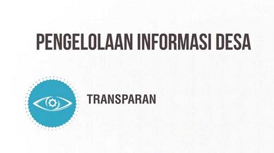 Modul Keterbukaan Informasi dalam Pembangunan Desa