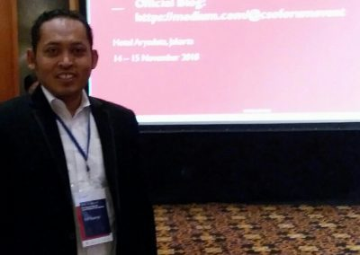 Gedhe Nusantara Ikuti Indonesia Civil Society Forum 2018